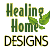 Healing Home DESIGNS Logo