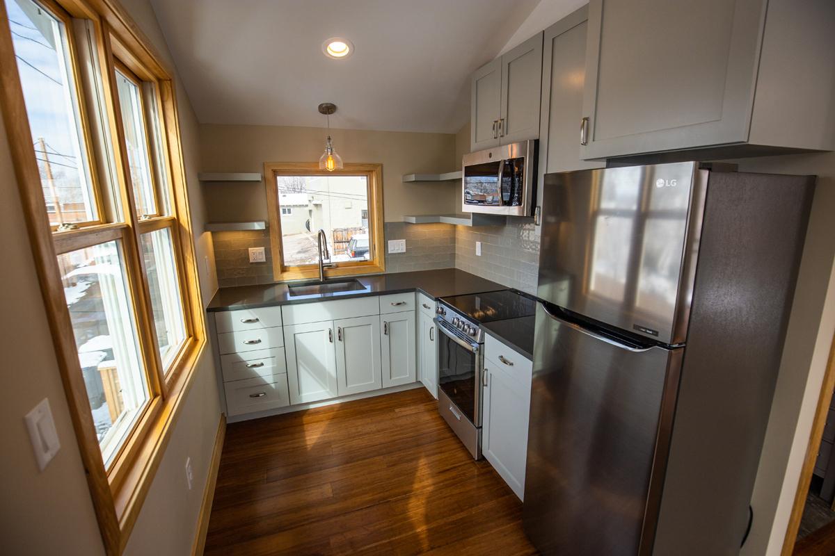 Sunny kitchen ADU