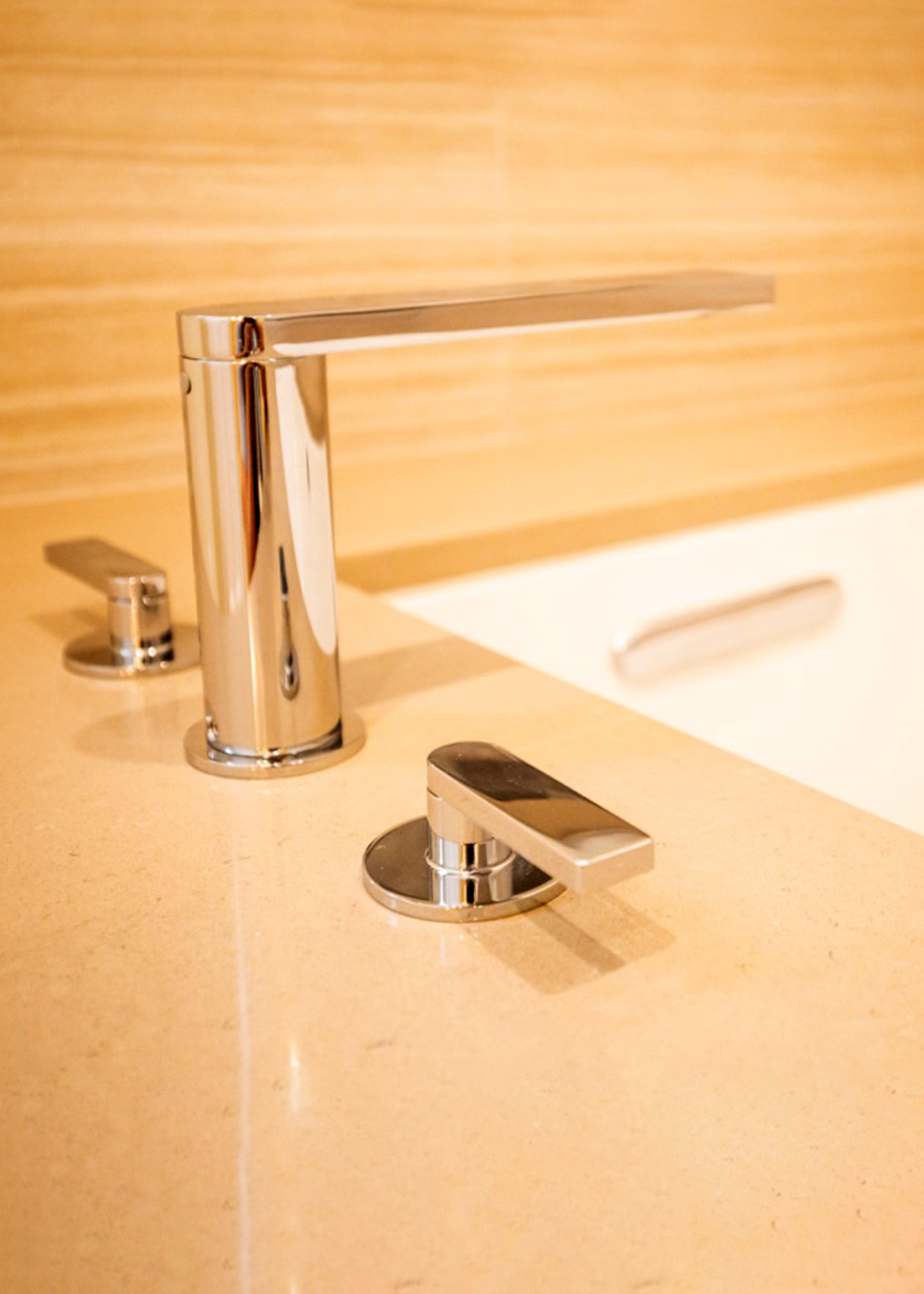 Faucet detail