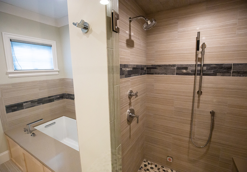 Master Bath by The Healing Home, Lafayette Colorado – offering Architectural & Interior Design services